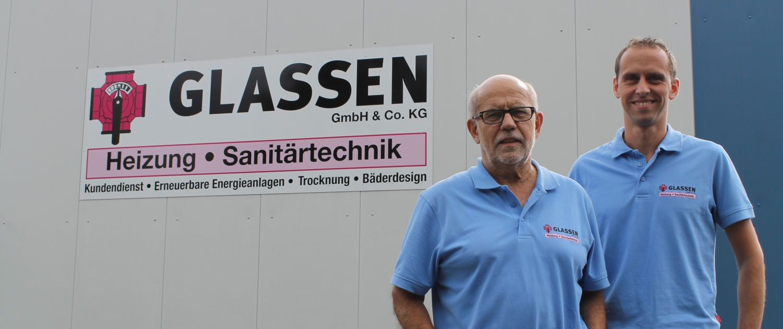 Norbert und Simon Glassen